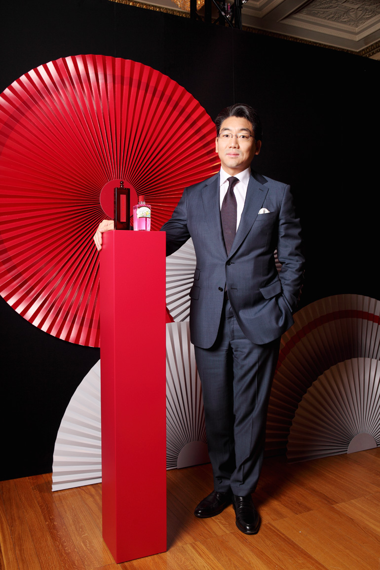 on sale c3f14 fa7a9 Gonta Kashio, Shiseido International - Luxury Talks